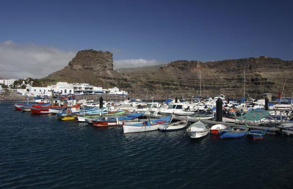 Fischerhafen von Agaete