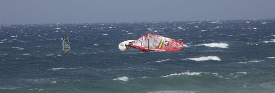 Wassersport, Windsurfen auf Gran Canaria