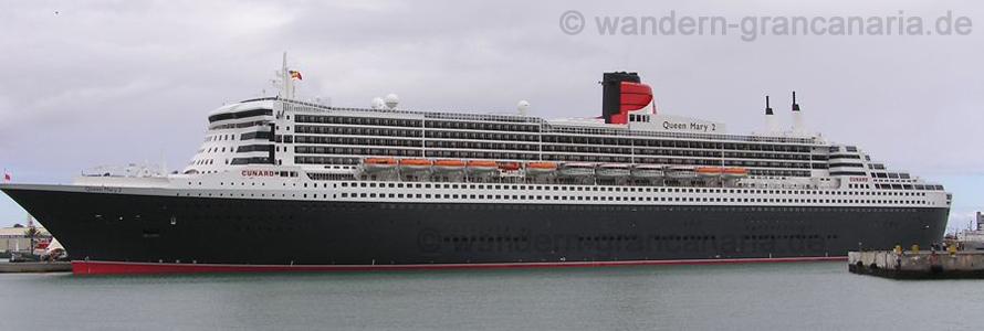 Ausflug Hafen Kreuzfahrtschiff