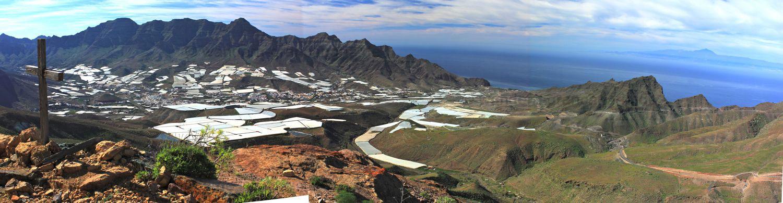 Aldea de San Nicolas im Westen von Gran Canaria