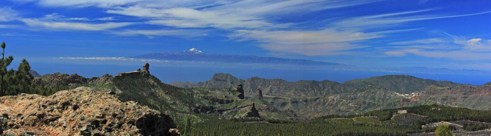 Zentrum von Gran Canaria Foto
