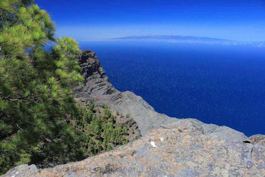 Felsabbrüche vom Tamadaba im Westen von Gran Canaria