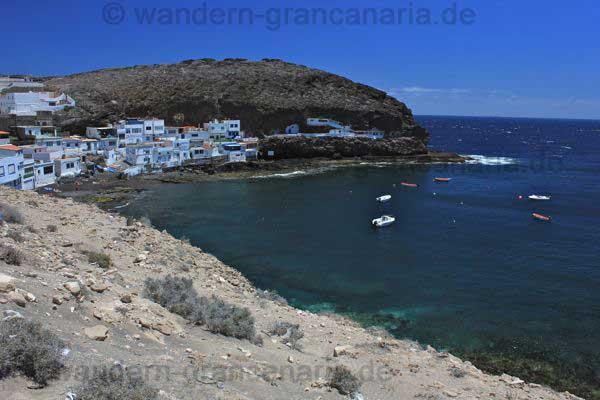 Schnorchelrevier Tufia, Gran Canaria