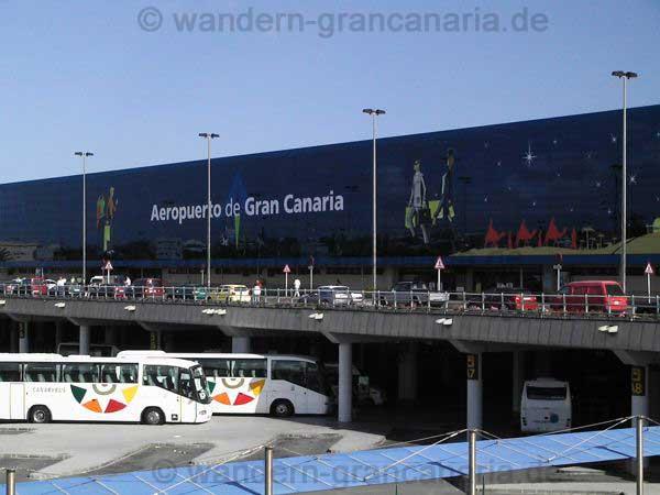 Flughafen von Gran Canaria