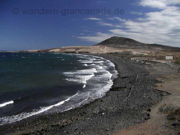 Windsurf Spot Vargas, Gran Canaria