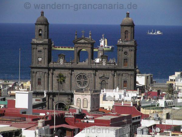 Kathedrale von Las Palmas, Gran Canaria Tanzreiseziel