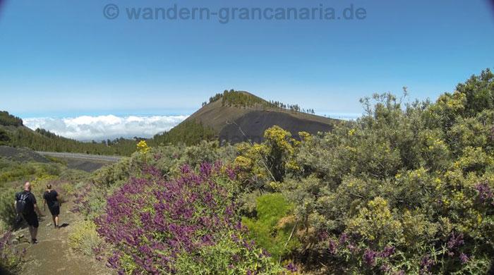 Monañon Negro im Norden von Gran Canaria