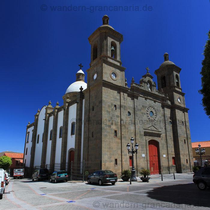 Aguimes Kirche