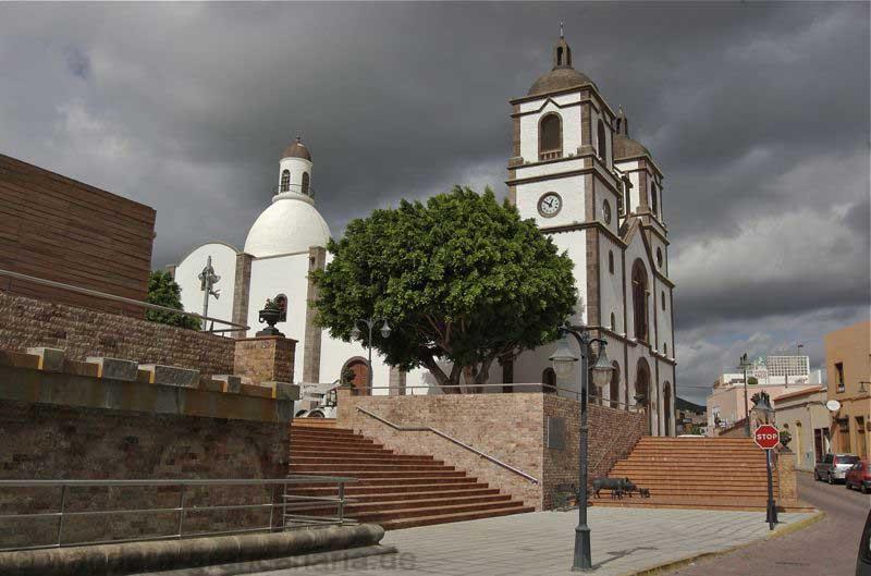 Kirche von Ingenio, Gran Canaria