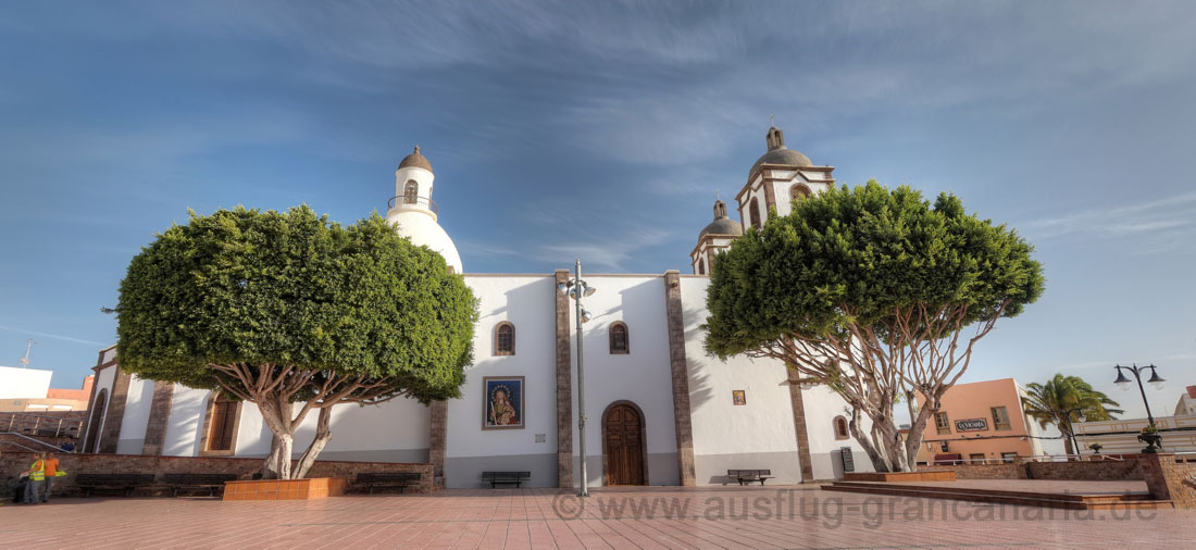 Kirche Ingenio
