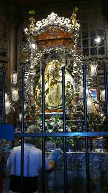 Virgen del Pino in Teror