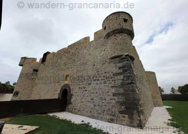Festung Castillo de la Luz, Las Palmas