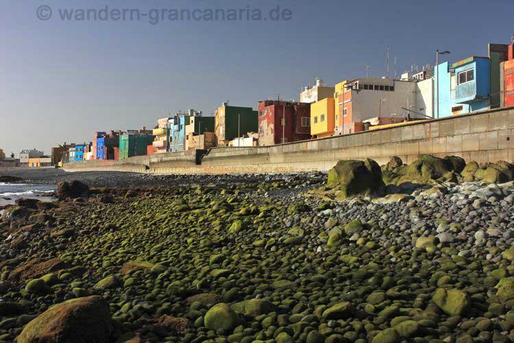 Strand von San Cristobal