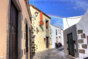 Das Hotel von unserem Wanderurlaub in Aguimes