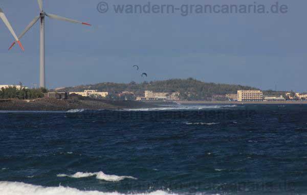 Kitesurfspot E Burrero