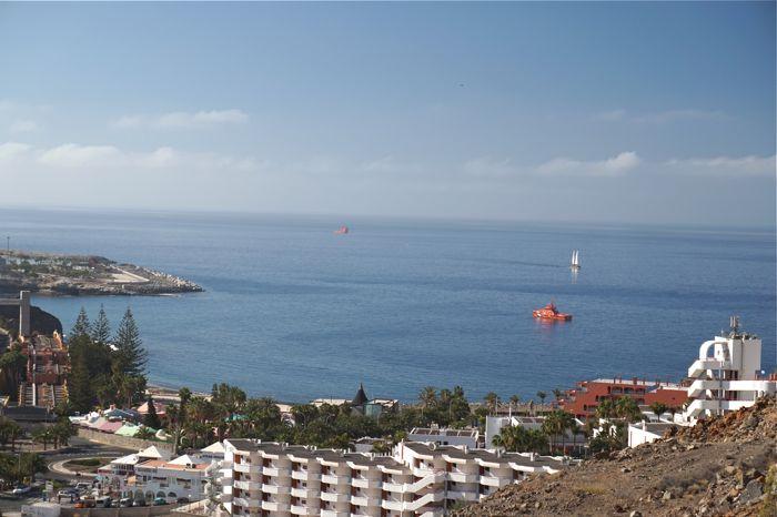 Bucht von Playa del Cura
