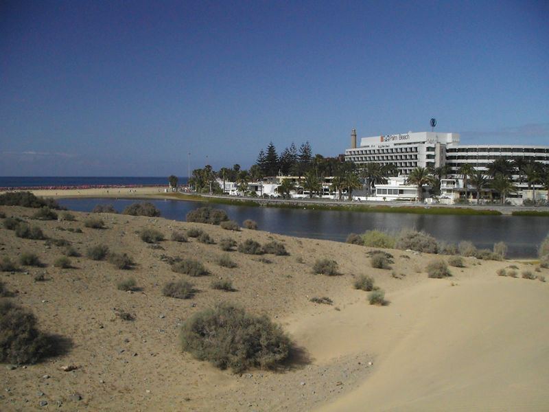 Hotels und Appartements in Maspalomas