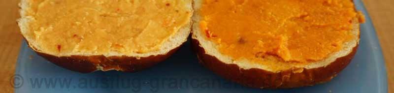 Amogrote, Spezialität von La Gomera