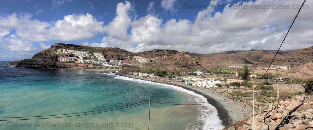 """Playa de Tauro im """"alten"""" natürlichen Zustand"""