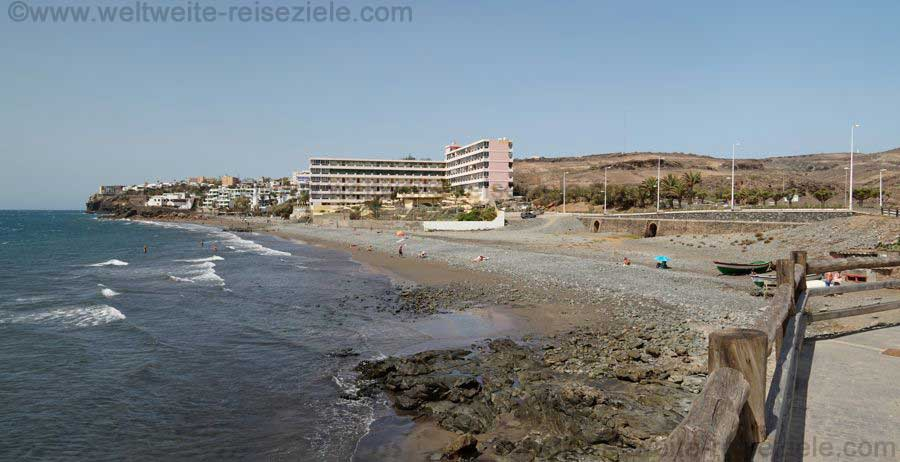 Strand Aguila Playa Ostseite
