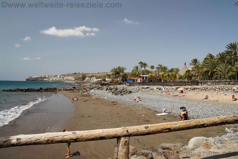 Bahia Feliz Strände