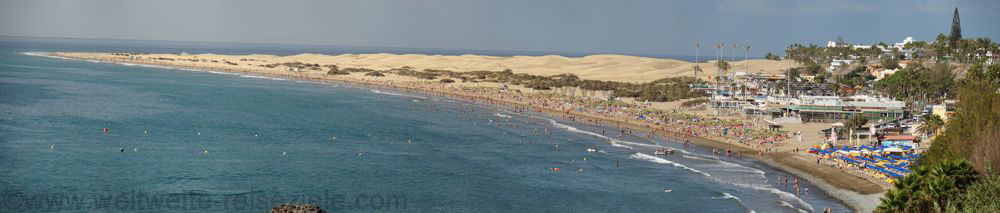 Playa del Ingles Panorama