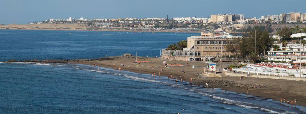 Sandstrand San Agustin Beach Club
