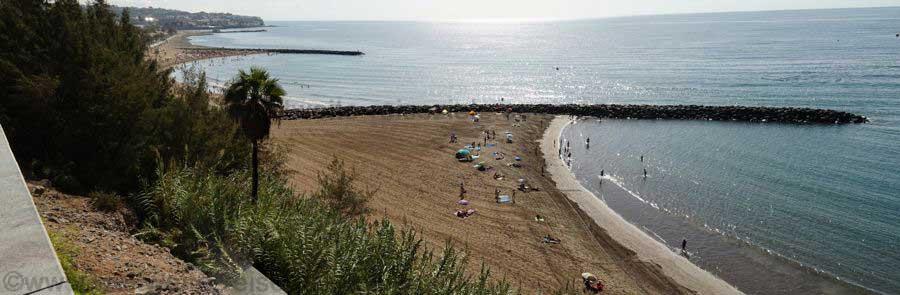 Playa el Cochino, Gran Canaria